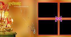 Karizma wedding album designs vol. Wedding Album Cover, Wedding Album Layout, Photography Studio Background, Studio Background Images, Photoshop Plugins, Adobe Photoshop, Marriage Photo Album, Navratri Wallpaper, Indian Wedding Album Design