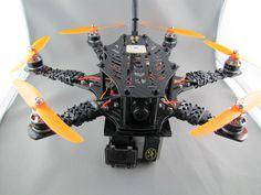Blackout Spider Hex build