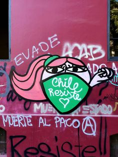 Chile civil unrest has been a long time coming. Chile, Archaeological Finds, Culture Club, Feminist Art, Cultural Events, Ancient Ruins, End Of The World, Social Security, Civilization