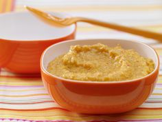 Reisbrei mit Paprika - Mittagsbrei ab 7. Monat - smarter - Kalorien: 204 Kcal - Zeit: 15 Min.   eatsmarter.de