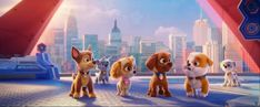 Paw Patrol Movie, Paw Patrol Pups, Paw Patrol Party, Cloverfield 2, Dog Playpen, Movie Plot, Movie Info, Paramount Pictures, New Movies