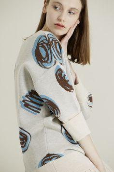 BLUE MARKER – MOLO7 Markers, Blues, Hoodies, Sweaters, Fashion, Moda, Sharpies, Sweatshirts, Fashion Styles
