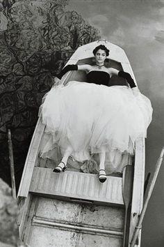 Helena Christensen - Arthur Elgort - June 1990