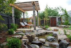 At NatureBuild we specialize in Natural Water features, Ponds, Timber pergolas, decks and bridges, stone and boulder work and landscape construction/design using natural materials. Stone Water Features, Timber Pergola, Pond Waterfall, Pond Landscaping, Planting Plan, Timber Structure, Outdoor Lighting, Outdoor Decor, Landscape Services