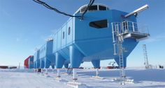 Halley VI Research Station 05 - OKAGEL by OKALUX GmbH
