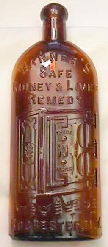 Antique bottle - Kidney and Liver Remedy Old Medicine Bottles, Antique Glass Bottles, Apothecary Bottles, Bottles And Jars, Glass Jars, Perfume Bottles, Canning Jars, Mason Jars, Vintage Bottles
