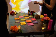 *flower readings* ~ pick the flowers that you are most drawn to and discover what is means about you!