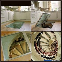 Might have to put in this wine cellar.