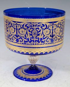 Image result for murano glass compote