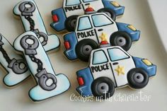 Police cookies!