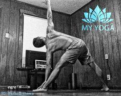Day 4 of my 30 Day Yoga/Shakeology Challenge - Join me! http://www.pinoy90x.com/yogachallenge #Yoga #Namaste #Shakeology #VeganShakeology #Vegan