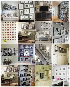 I have been dreaming of Gallery Walls for the past few days. I REALLY want to create one in our family room, so I have been looking for inspiration photos to help me decide the direction I would like to go with it. I am pretty excited to get going on this project!! Are you …