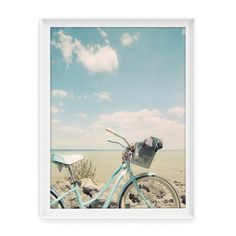 Mackinac Island 1 Beach Cruiser // 8x10 Fine by YellowBrickHome, $39.00