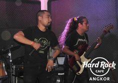 VONG DARARATANA PERFORMANCE AT HARD ROCK CAFE ANGKOR