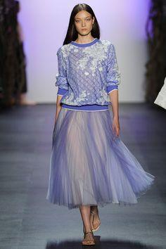 Tadashi Shoji New York Fashion Week RTW Spring Summer 2016, pantone, cartella colori, Labo54 oltrelamoda, fashion color report 2016, fashion blog, trends, shopping