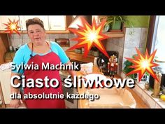 Ciasto śliwkowe dla niepotrafiących piec - YouTube Polish Recipes, Kefir, Youtube, Treats, Kuchen, Tutorials, Sweet Like Candy, Goodies, Polish Food Recipes