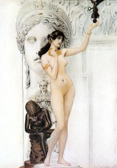Klimt_Gustav-Allegory_of_Sculpture