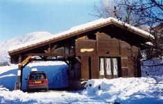 Chalet Frankrijk | Alpen | Gezellig chalet vlakbij de skilift van St Gervais.