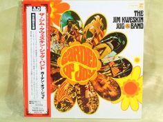 CD/Japan- JIM KWESKIN JUG BAND, THE Garden Of Joy w/OBI RARE MINI-LP Limited #FolkRockAcidFolkBluesRock
