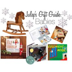 Great gift ideas for babies and infants
