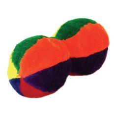 Brinquedo Halteres de Pelucia Grande Chalesco MeuAmigoPet.com.br #petshop #cachorro #cão #meuamigopet