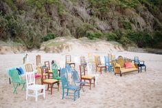 Shabby beachy