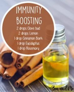 Immunity Boosting Essential Oil Blend for Your Diffuser seasonal symptoms health health natural remedies aid Helichrysum Essential Oil, Essential Oils For Colds, Essential Oil Diffuser Blends, Essential Oil Uses, Natural Essential Oils, Young Living Essential Oils, Limpieza Natural, Endocannabinoid System, Diffuser Recipes