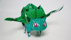 The 361 Best Origami Pokemon Images On Pinterest