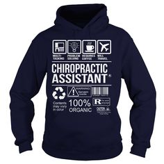 Awesome Shirt For Chiropractic Assistant T-Shirts, Hoodies. GET IT ==► https://www.sunfrog.com/LifeStyle/Awesome-Shirt-For-Chiropractic-Assistant-Navy-Blue-Hoodie.html?id=41382