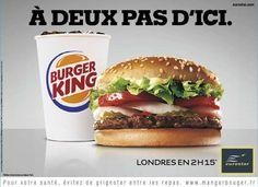 Burger King : le roi est mort ! Vive le roi ! | Portail de l'IE