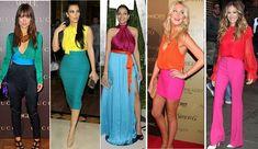 Kim-Kardashian-kamila-belle-sarah-jessica-parker-colour-blocking ...