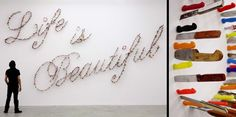 Knife Typography - Check it:  http://www.toxel.com/inspiration/2012/05/21/knife-typography/#
