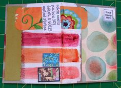 Category Archive for 'Mail Art' at Inspiration Junkie robayre.com