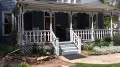 Manitou Spring Victorian Home for Sale