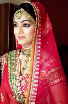 Indian Bridal Hairstyles Ideas | Bridal Makeup Photos | WedMeGood