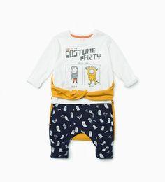 Halloween - Bébé garçon (3 - 36 mois) - ENFANTS   ZARA France Enfant e90783cc06a