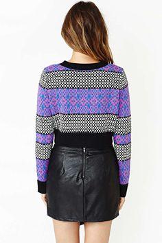 Nasty Gal Moffit Crop Knit | Shop Clothes-Tops at Nasty Gal