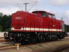 203 843-8  EVU Eisenbahn Logistik Leipzig GmbH (ELL)