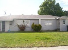 $129,999 Cute as a button Rambler! Nice open floor plan. Bedrooms are very spacious! This home is in an awesome area. The elementary school is right across the street! Kids won't be late for school! Bathrooms have tile surround. Backyard covered patio is awesome. Just waiting for those fun summer BBQ'S. Also a shed in the back. Call now for your private showing!! MLS 1231848