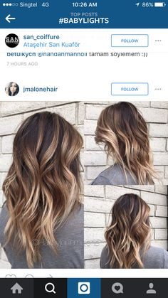 If only I could find a hairstylist who could achieve this ❤️