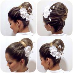 Blog Cris Moreira - penteado para noivas clássicas - 2