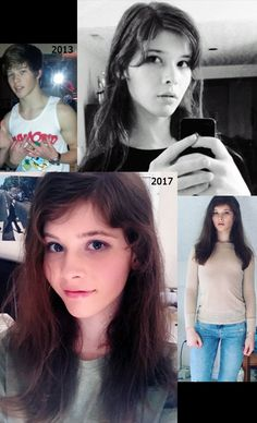 1 year hrt, 20 years old