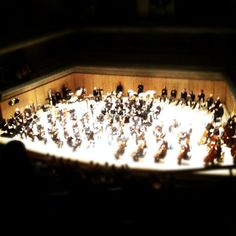 The Toronto Symphony Orchestra's Shostakovich Symphony 11 at Roy Thomson Hall, June 9 - Tweeted by @queenieohearts