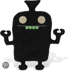 bol.com | UglyDolls Little Uglybot - Knuffel | Speelgoed