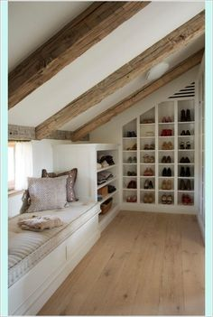 Turning your attic into a bedroom is a great idea especially for small houses. We've gathered a bunch of decorating ideas to turn attic into your most favorite room in your house!