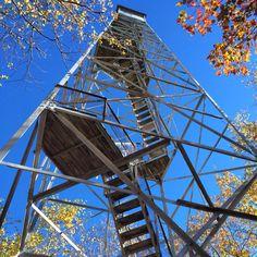 Stissing Mountain Fire Tower, Pine Plains, New York, Dutchess County