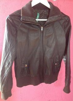 Kup mój przedmiot na #vintedpl http://www.vinted.pl/damska-odziez/kurtki/10160876-czarna-kurtka-na-jezien-rozm-m