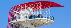 Take a tour of the Circuit of the Americas tower, which stands 251 feet above Austin's F1 track.