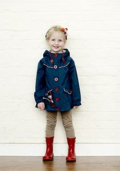 Little_duckling_blue_coat_girls_boys_ss13_209 small#Repin By:Pinterest++ for iPad#