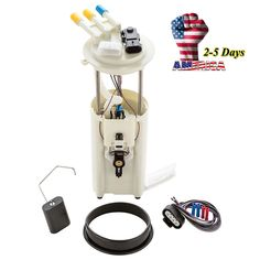 BRAND NEW PREMIUM FUEL PUMP&ASSEMBLY FOR BRAVADA BLAZER JIMMY V6-4.3L E3992M